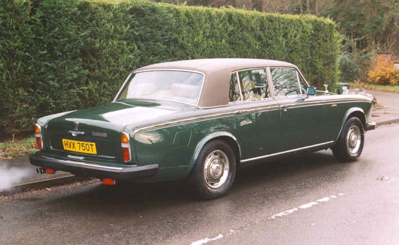 1969 Rolls royce Silver Shadow #25