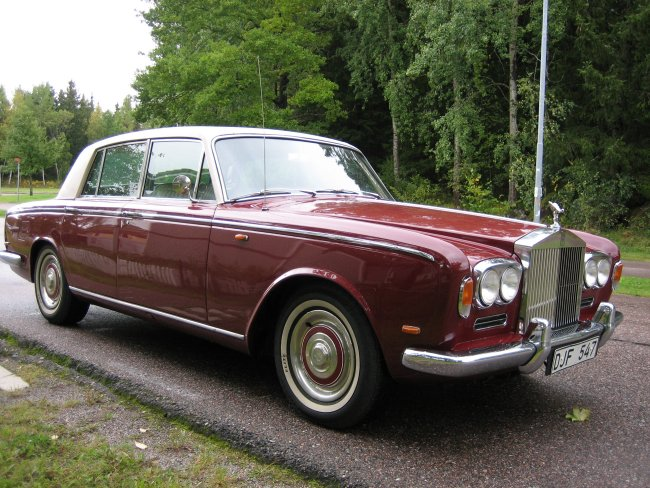 1969 Rolls royce Silver Shadow #22