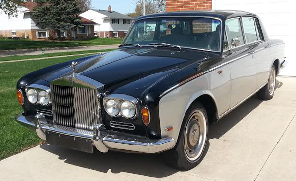 1969 Rolls royce Silver Shadow #24