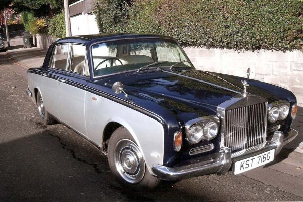 1969 Rolls royce Silver Shadow #20