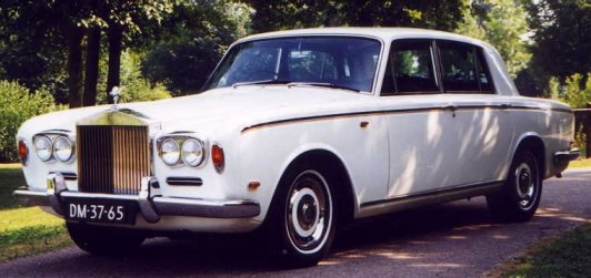 1969 Rolls royce Silver Shadow #21