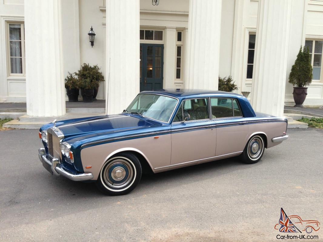 1969 Rolls royce Silver Shadow #17