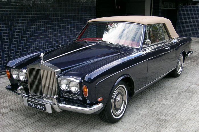 1969 Rolls royce Silver Shadow #23
