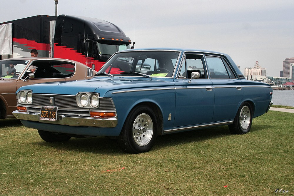 1969 Toyota Crown #15