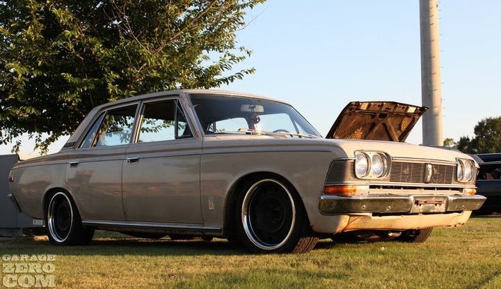 1969 Toyota Crown #16