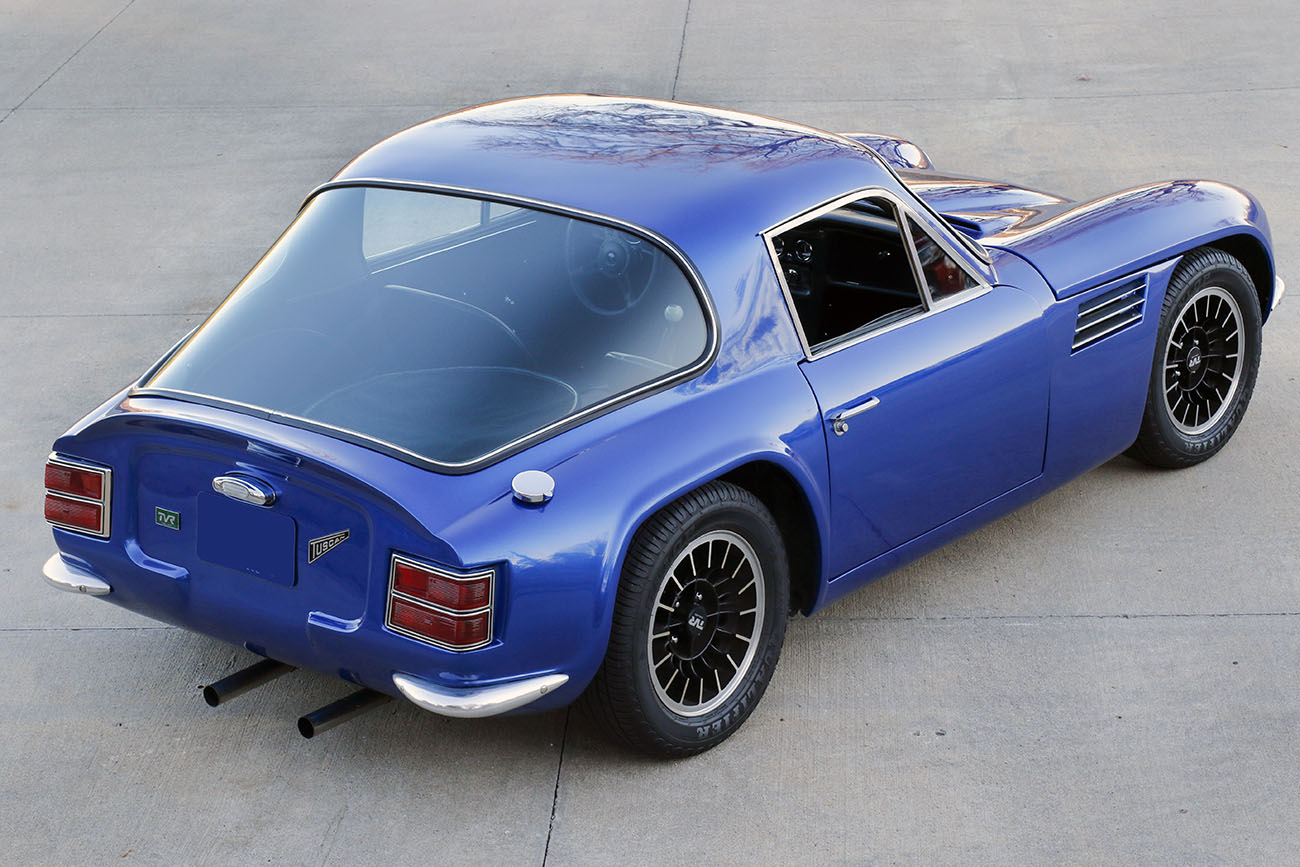 1969 TVR Tuscan #15