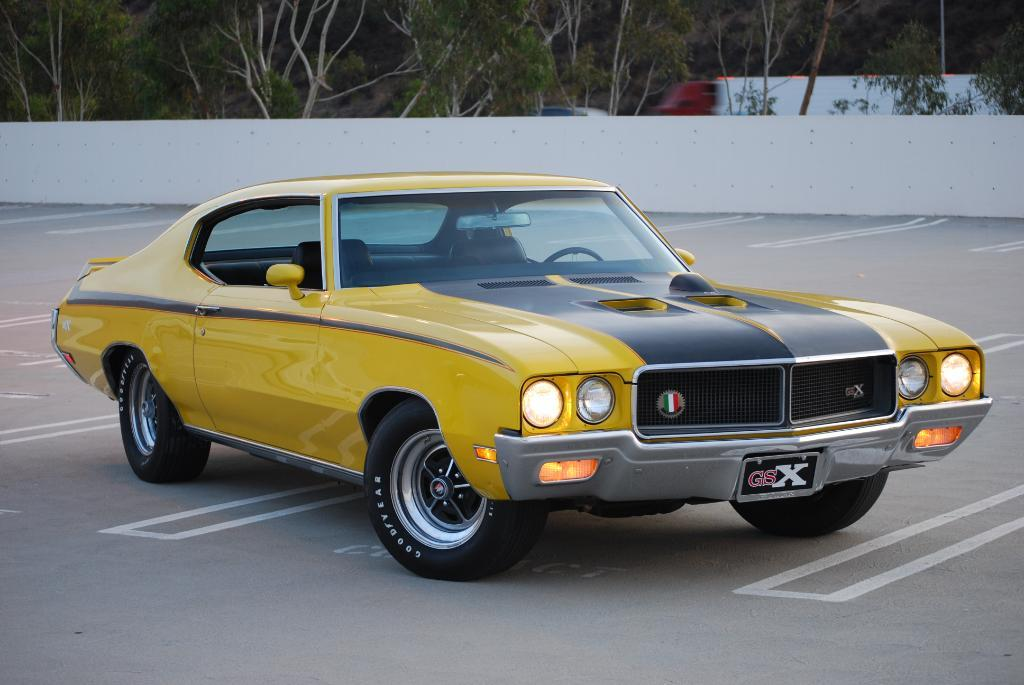 1970 Buick GS #22