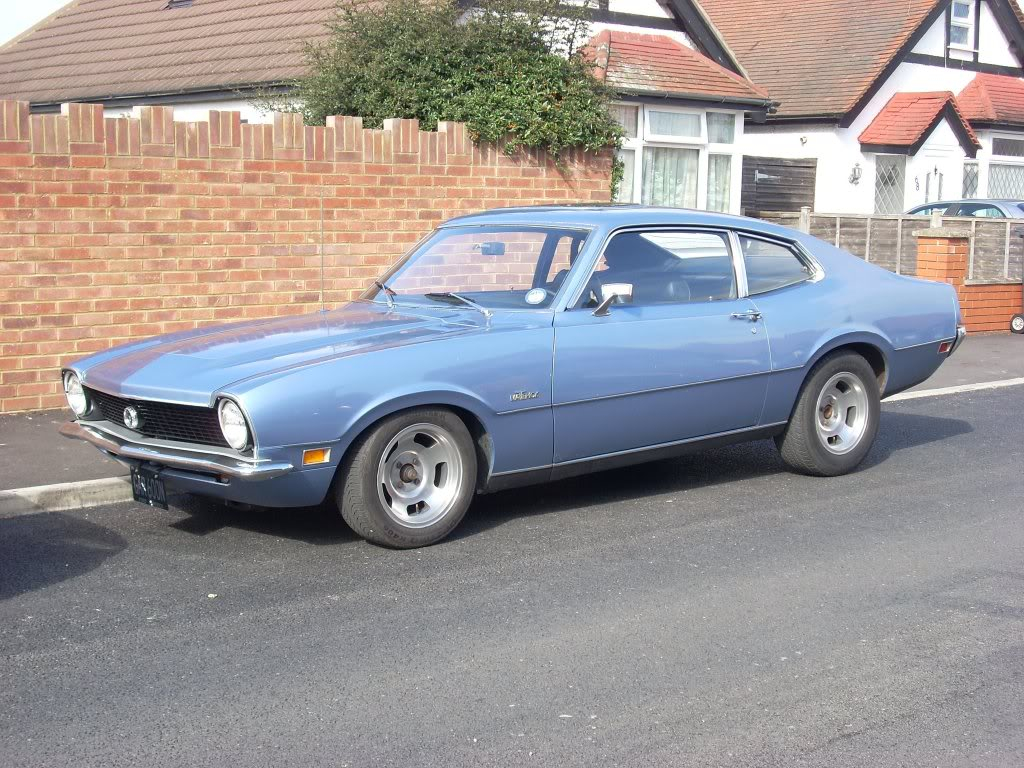 1970 Ford Maverick #23