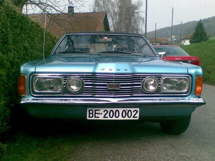 1970 ford taunus photos informations articles. Black Bedroom Furniture Sets. Home Design Ideas