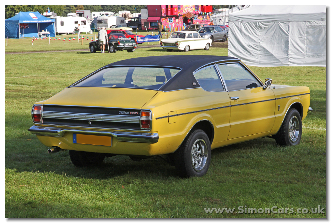 1970 ford taunus photos informations articles - Ford taunus gxl coupe 2000 v6 1971 ...