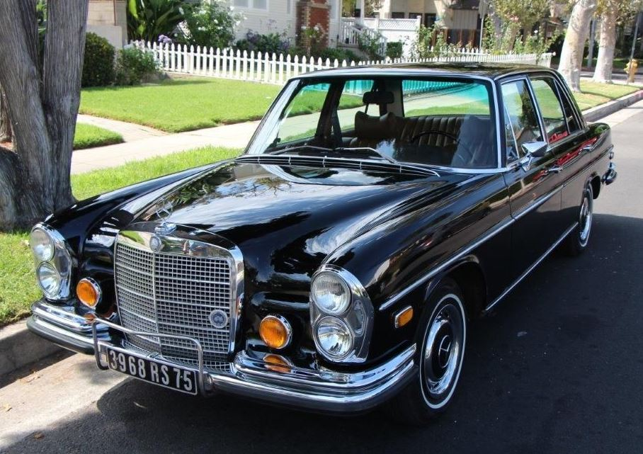 1970 mercedes benz 280 photos informations articles. Black Bedroom Furniture Sets. Home Design Ideas