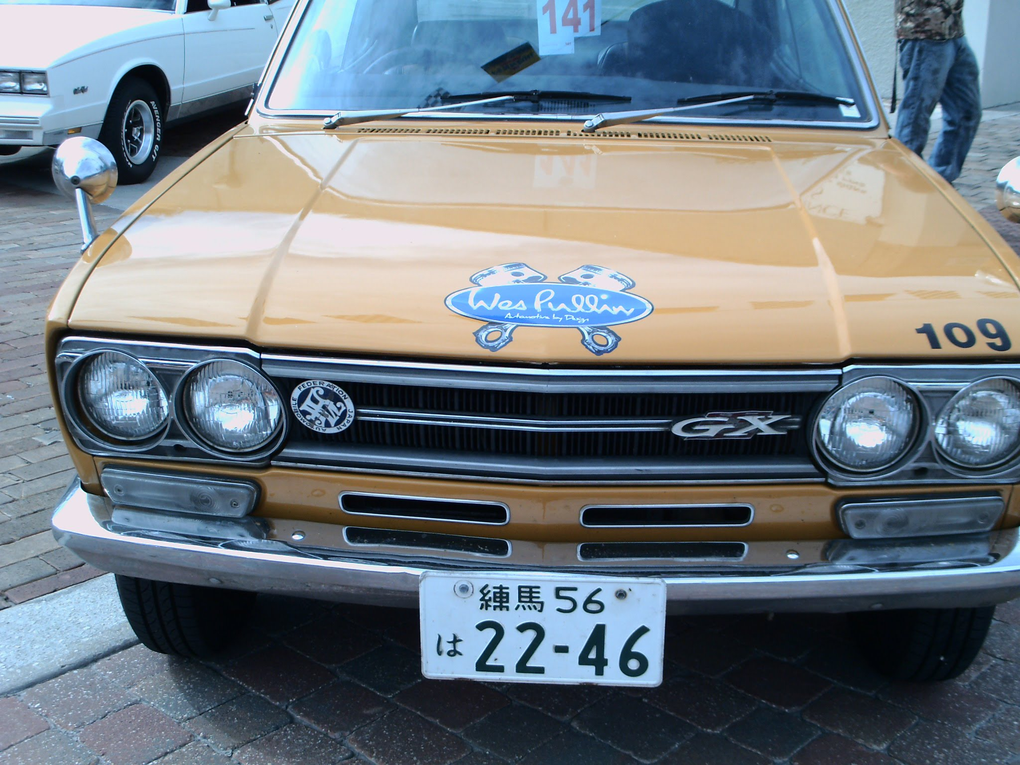 1970 Nissan Laurel #19