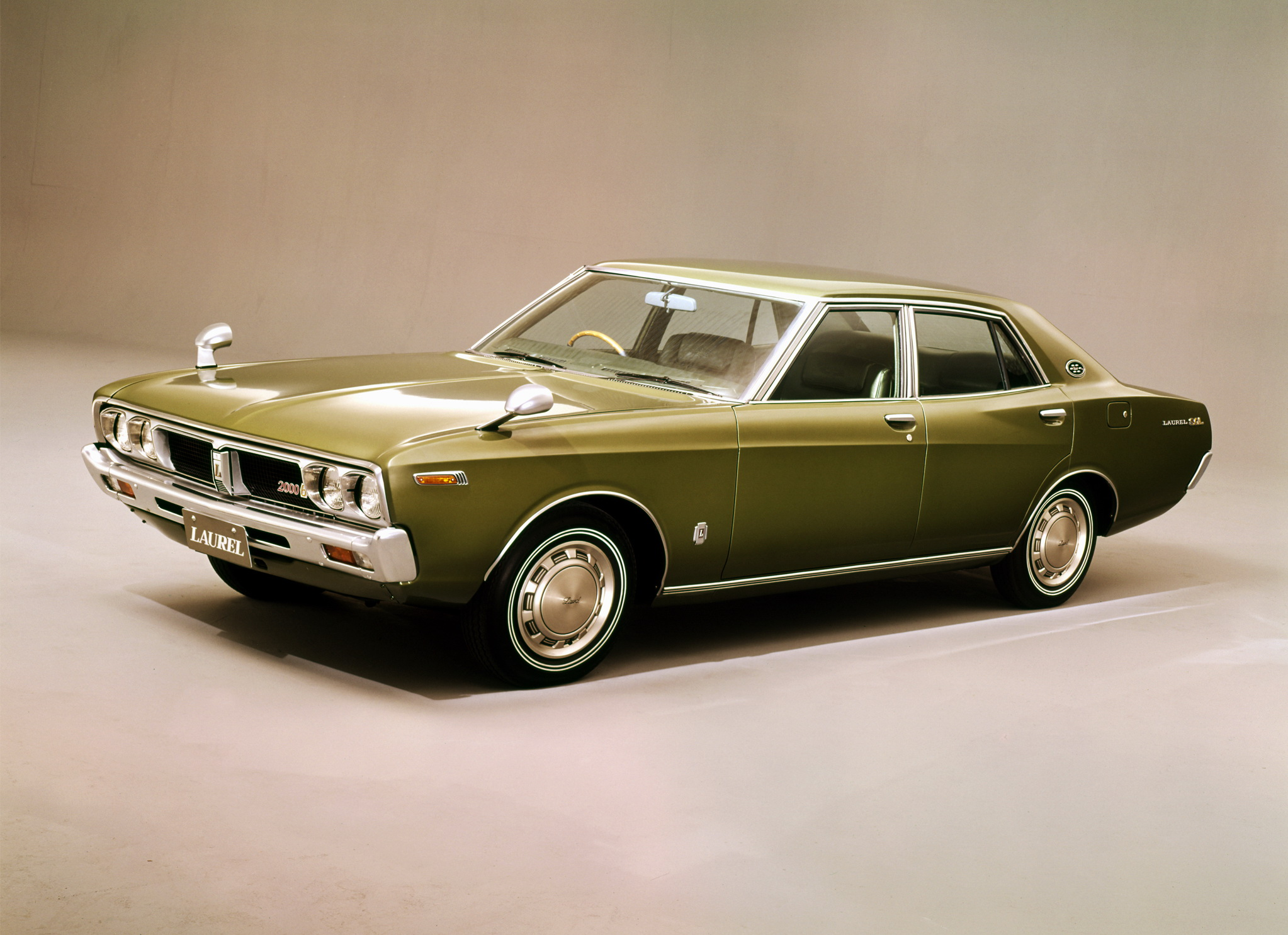 1970 Nissan Laurel #21