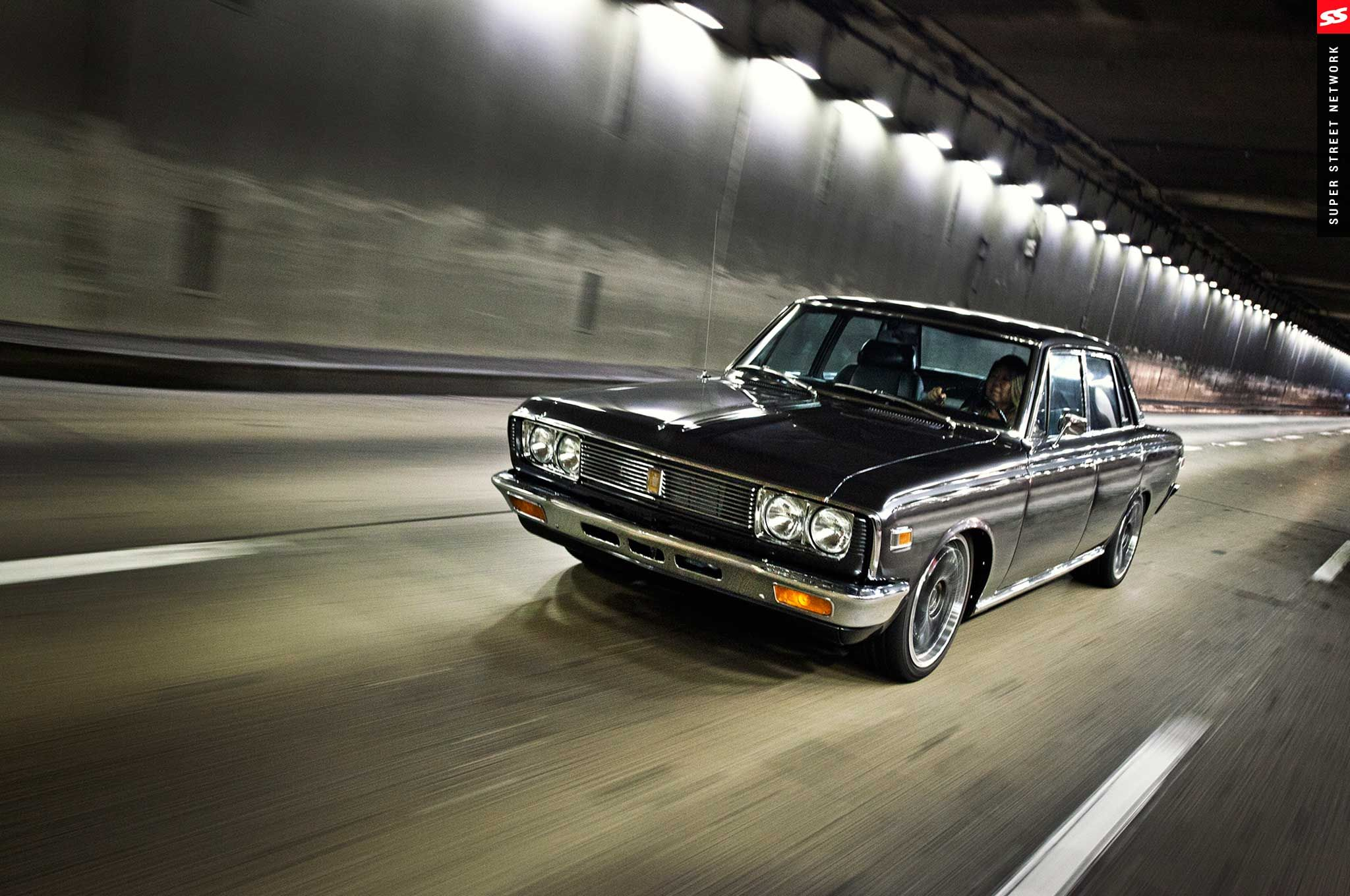 1970 Toyota Crown #24
