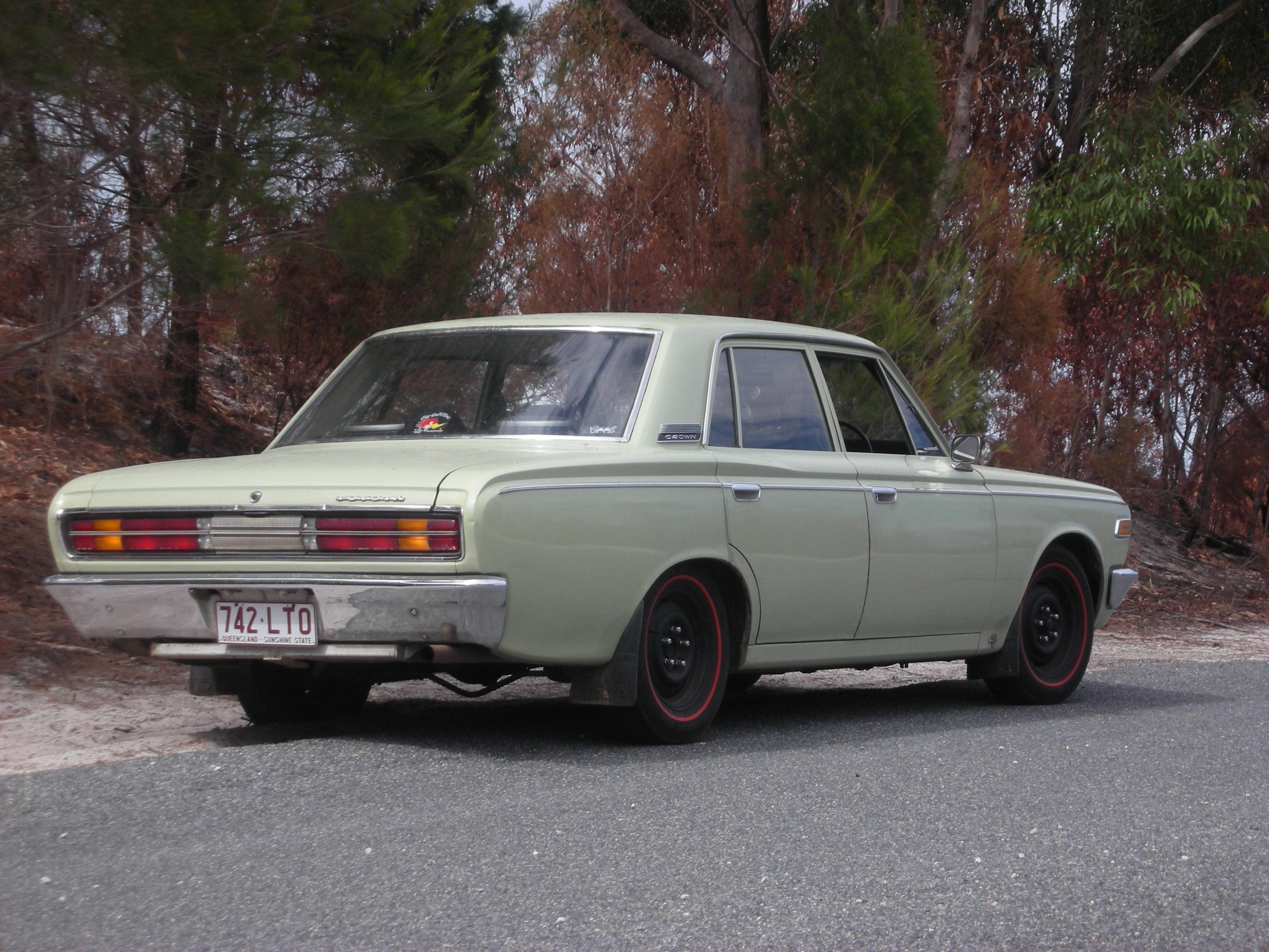 1970 Toyota Crown #17