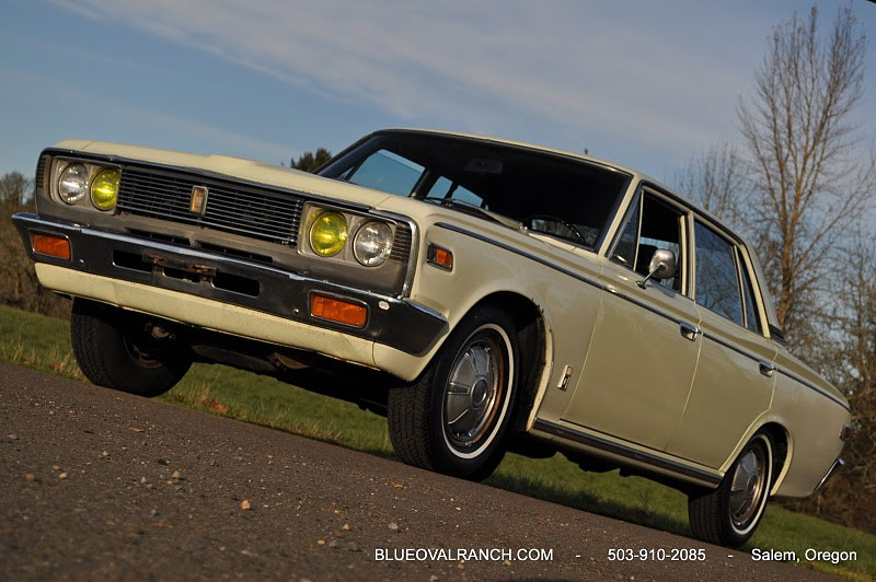 1970 Toyota Crown #19