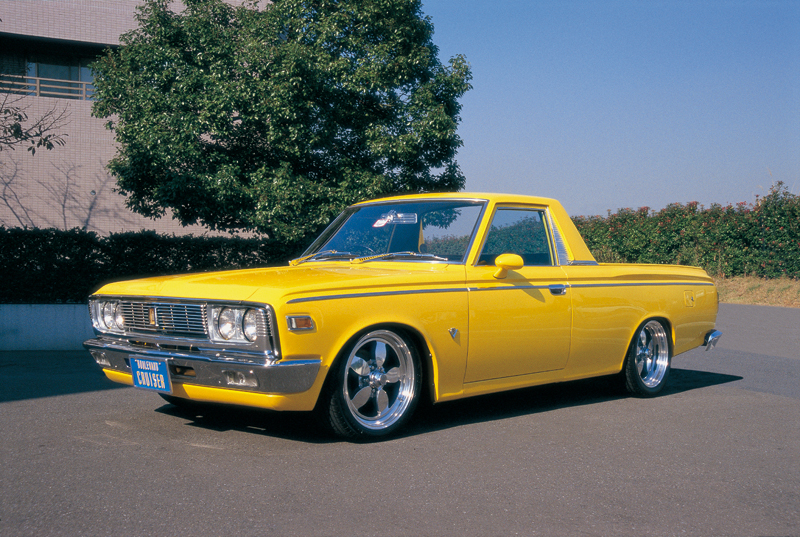 1970 Toyota Crown #20