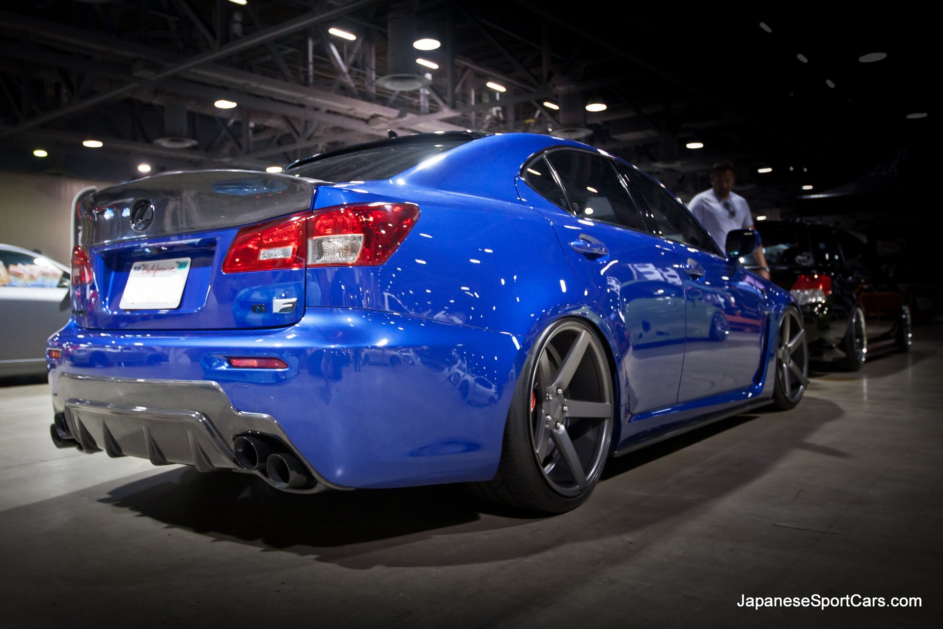 2009 Lexus Is F #6