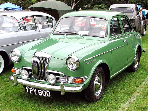 1961 Riley One-Point-Five #7