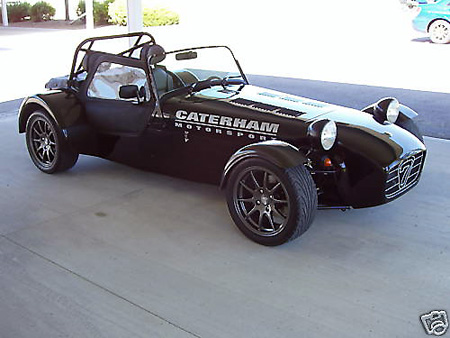 Caterham Super 7 #13