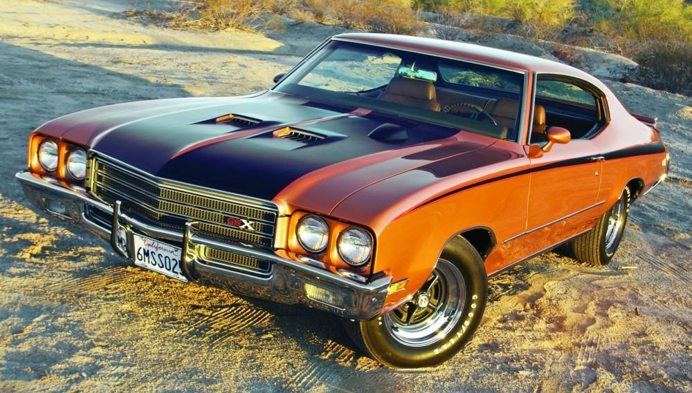 1971 Buick GS #18