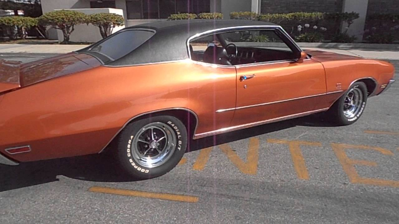 1971 Buick GS #21