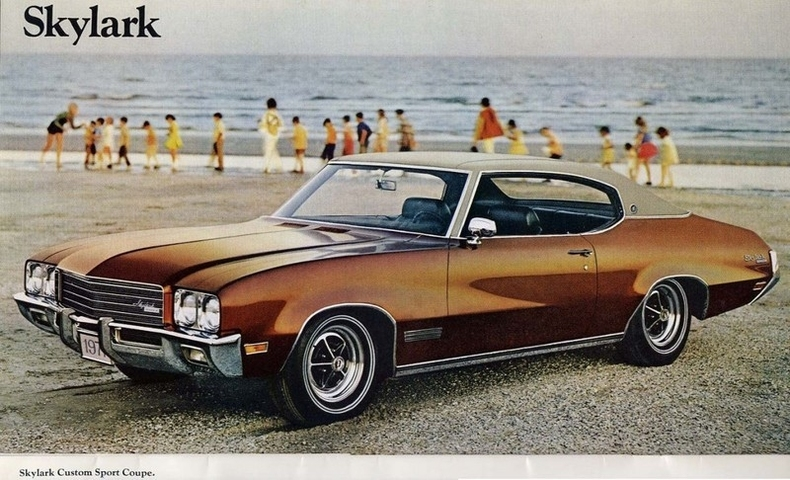 1971 Buick GS #17