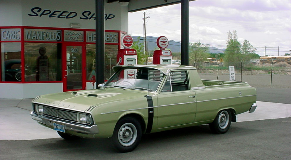 1971 Chrysler Valiant #21