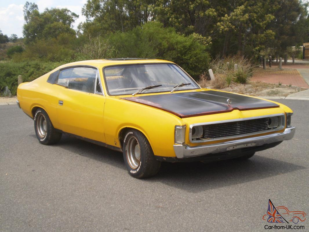 1971 Chrysler Valiant #18