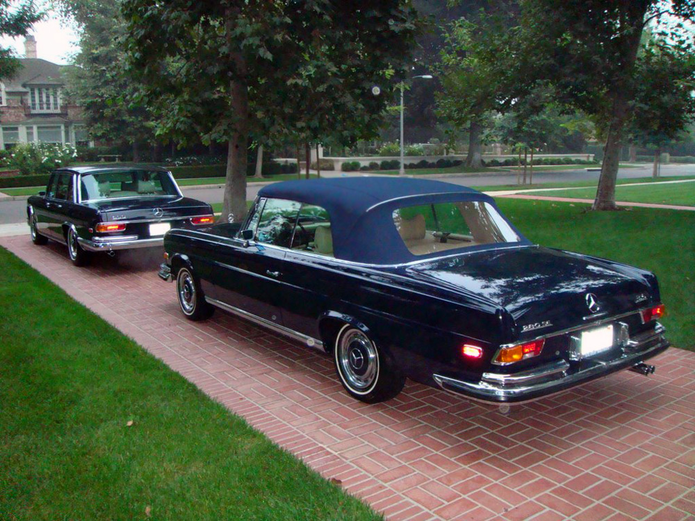 1971 mercedes benz 600 photos informations articles for Mercedes benz 600 for sale