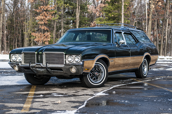 1971 Oldsmobile Vista Cruiser #22
