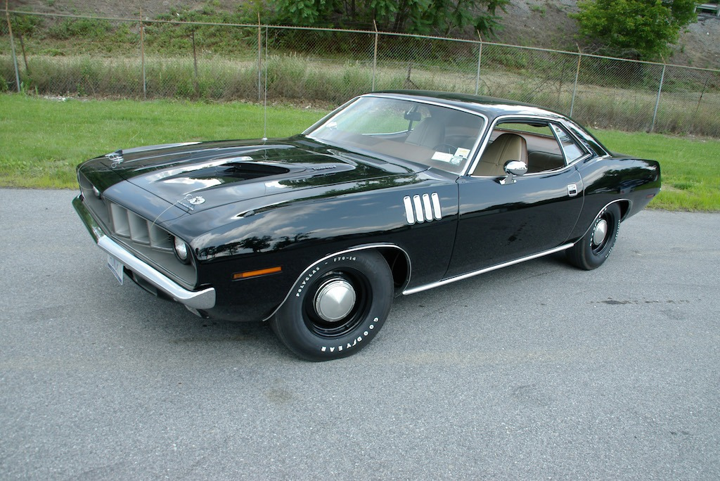 1971 Plymouth Barracuda #21