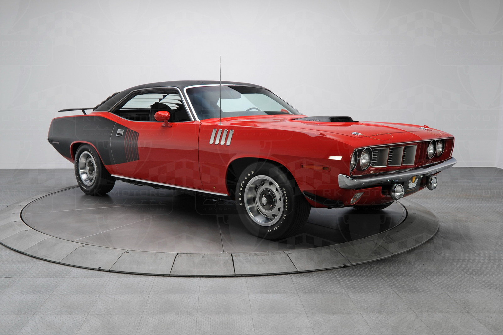 1971 Plymouth Barracuda #18