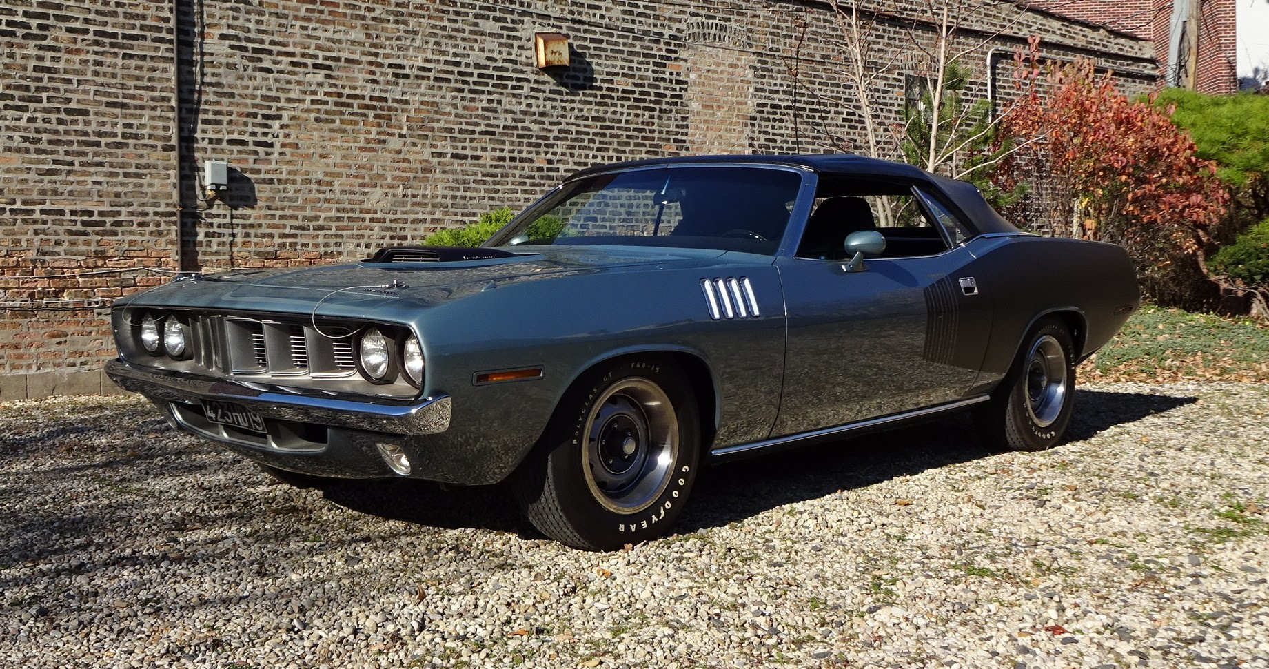 1971 Plymouth Barracuda #22