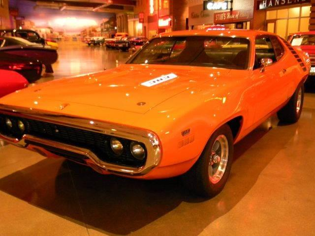 1971 Plymouth Road Runner #18