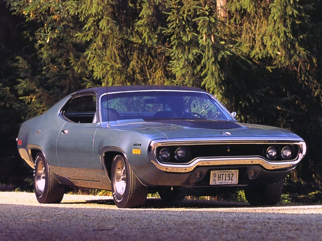 1971 Plymouth Road Runner #19