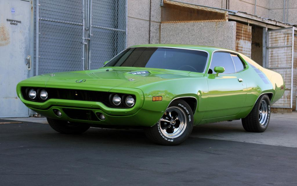 1971 Plymouth Road Runner #20