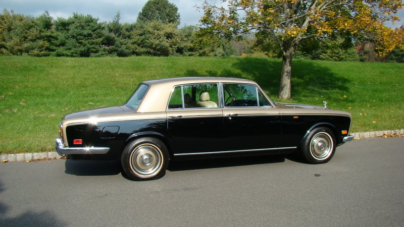 1971 Rolls royce Silver Shadow #22