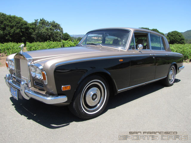 1971 Rolls royce Silver Shadow #23