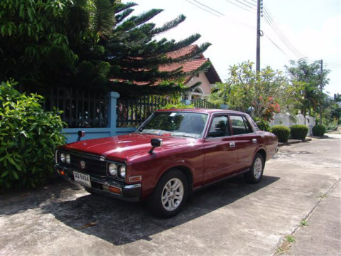 1977 Toyota Crown #6