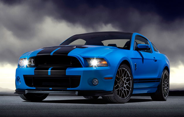 2013 Ford Shelby Gt500 #3