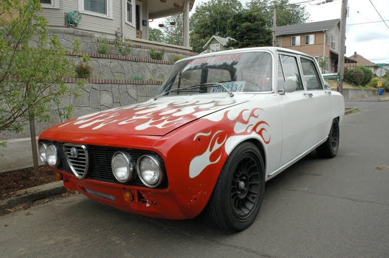 1972 alfa romeo berlina photos informations articles. Black Bedroom Furniture Sets. Home Design Ideas