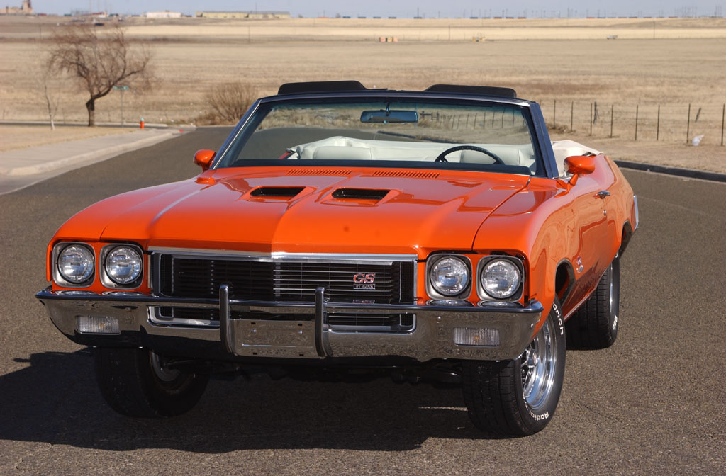 1972 Buick GS #24