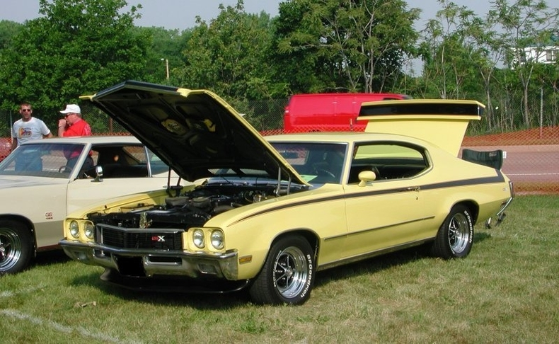 1972 Buick GS #22