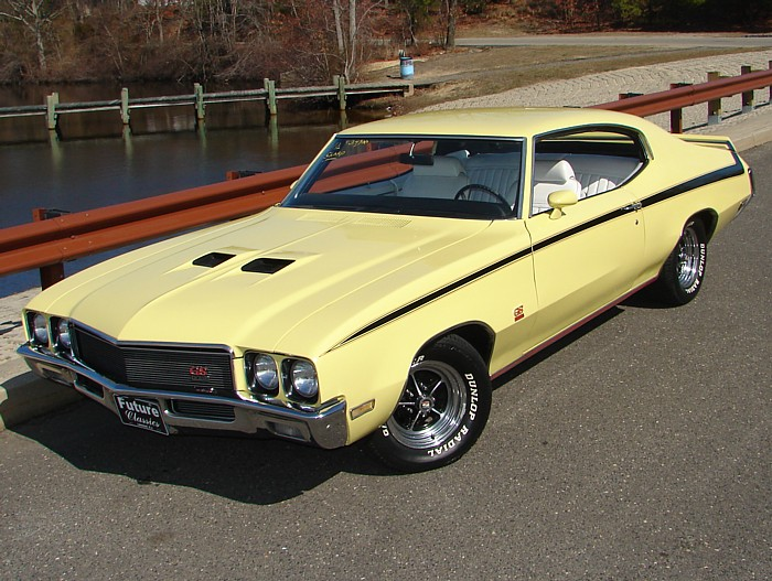 1972 Buick GS #21