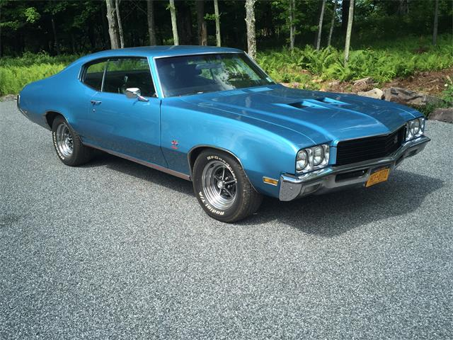 1972 Buick GS #25
