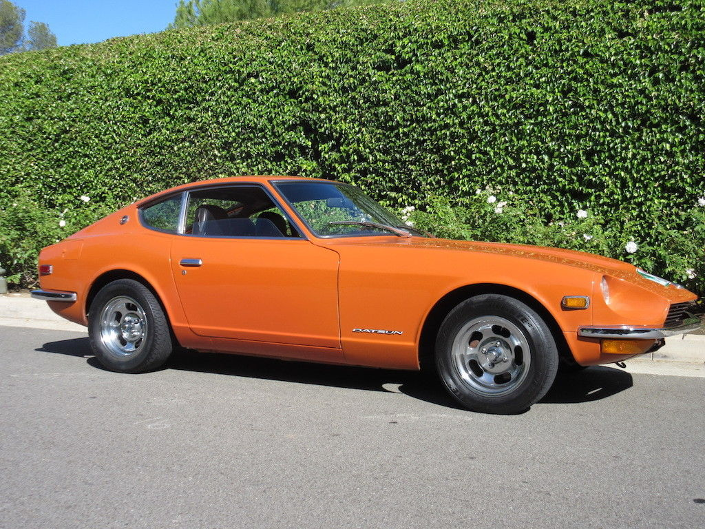 1972 datsun 240z photos informations articles. Black Bedroom Furniture Sets. Home Design Ideas
