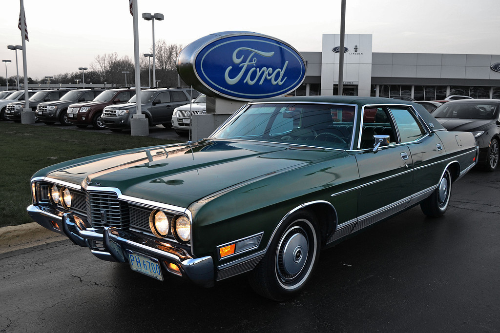 1972 Ford Ltd For Sale >> 1972 Ford LTD Photos, Informations, Articles - BestCarMag.com
