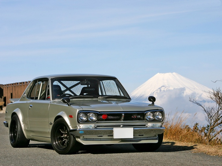 1972 Nissan Skyline Photos Informations Articles Bestcarmag