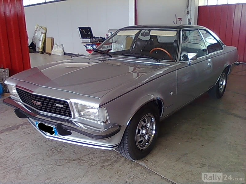 1972 Opel Commodore #24